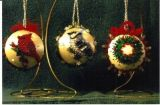 Distinctive Ornaments by Caren